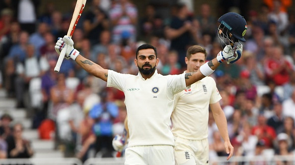 Virat Kohli reflects on his first 10 years as an international cricketer