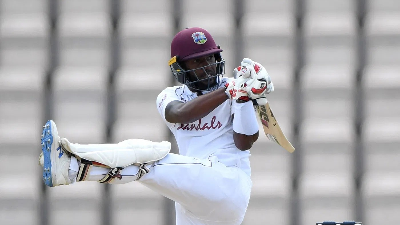 ENG v WI 2020: Jermaine Blackwood disappointed over not taking Windies over the finishing line