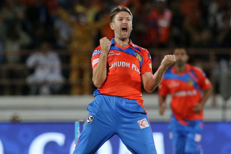 IPL 2018: Tye looking forward to bowling at Chris Gayle at KXIP nets