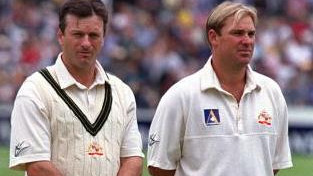 Shane Warne terms Steve Waugh as the