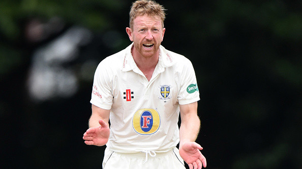 Paul Collingwood calls time on his professional cricket career