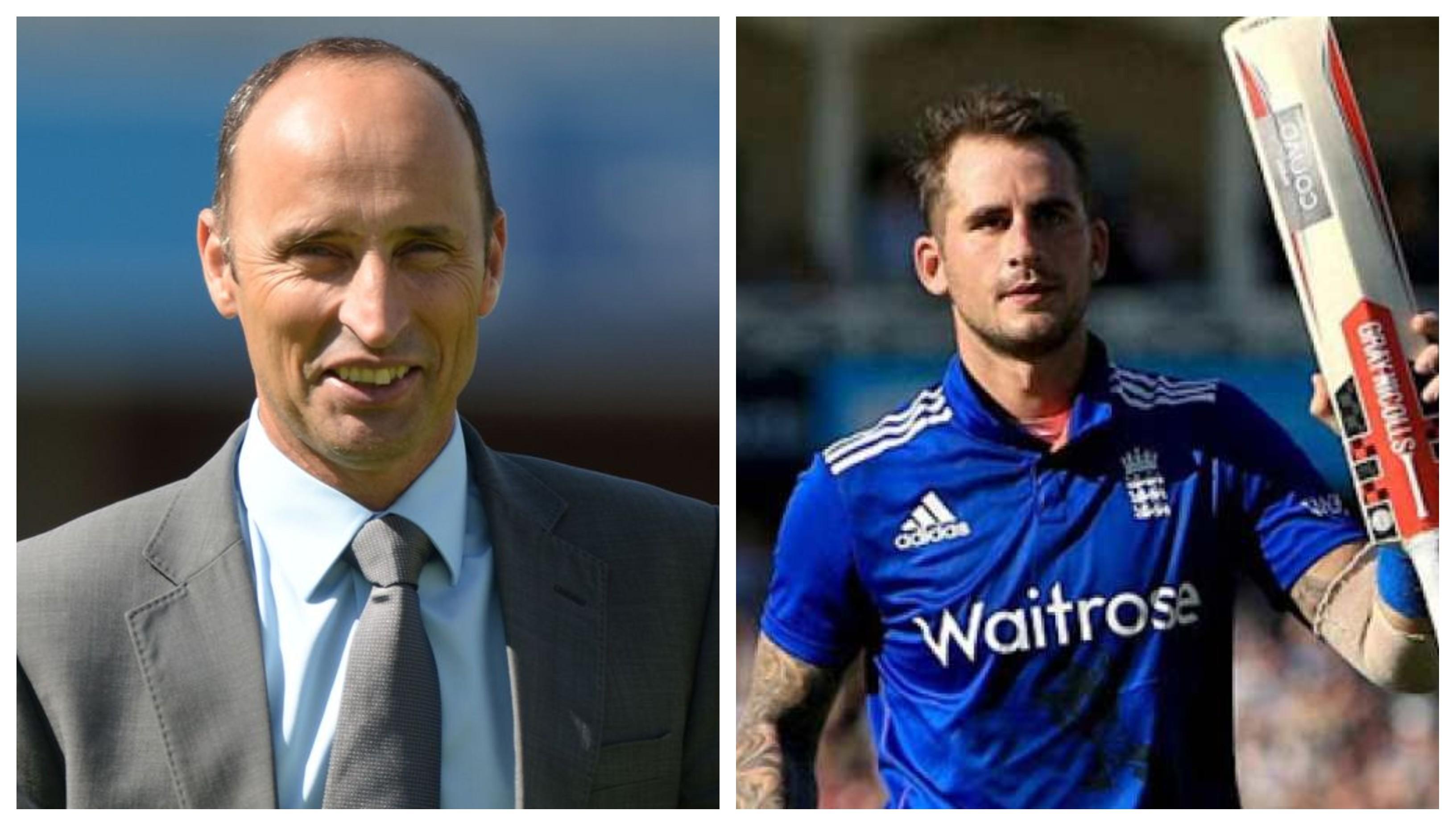 Nasser Hussain feels England's stance against Alex Hales