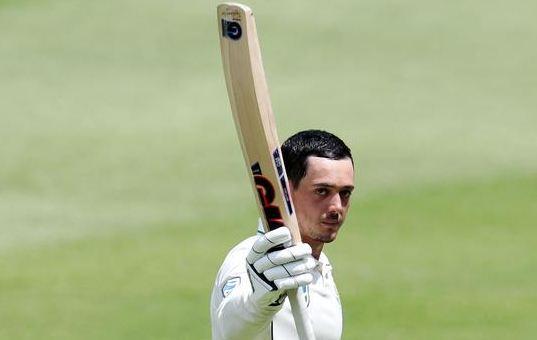 Quinton de Kock played 129 runs knock in Johannesburg Test (photo - AP)