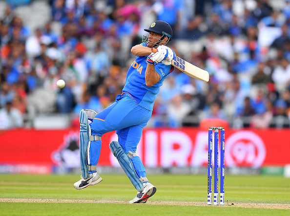 Dhoni last played in the 2019 World Cup | Getty Images
