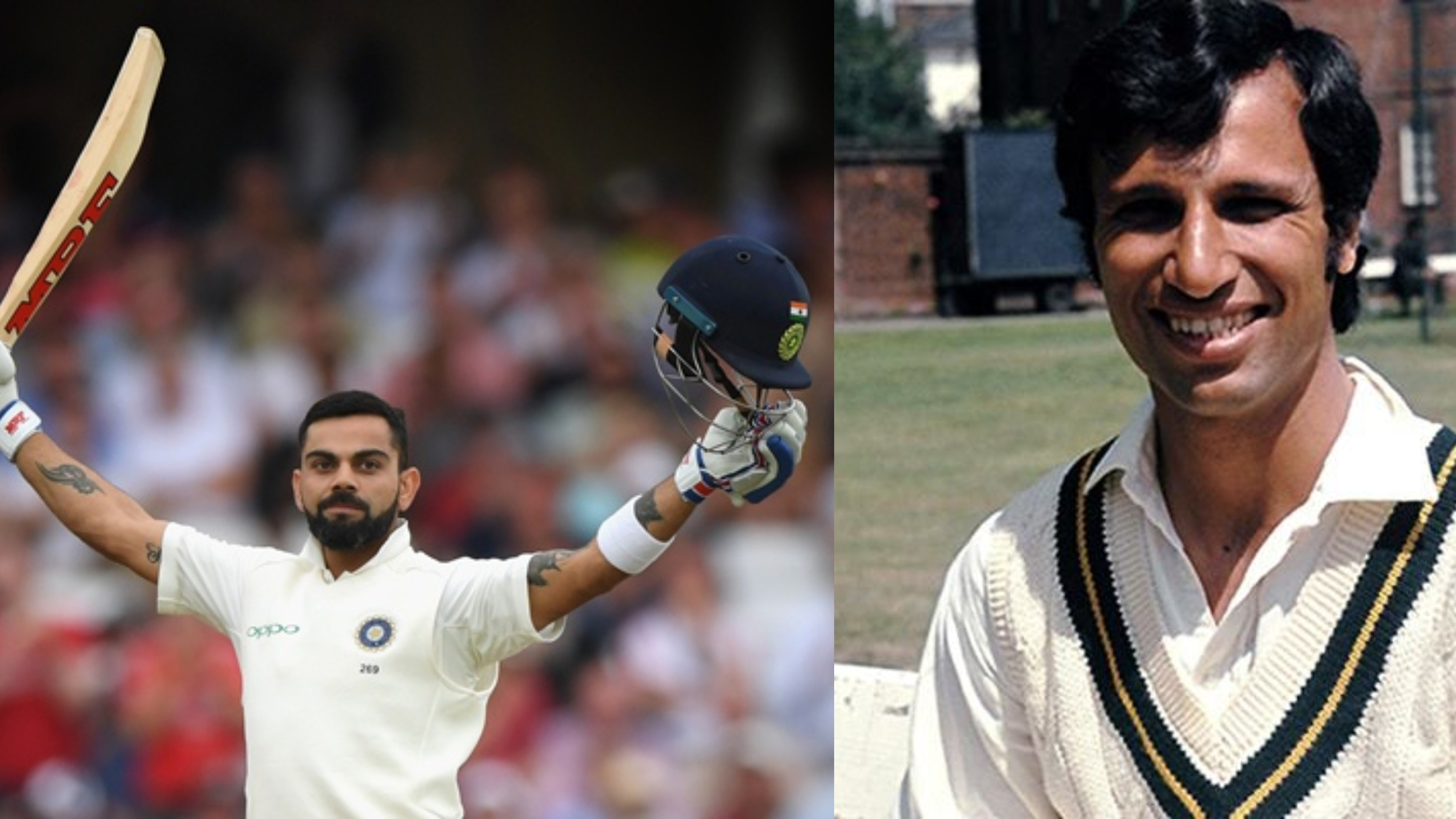 Virat Kohli's captaincy reminds me of Imran Khan: Asif Iqbal