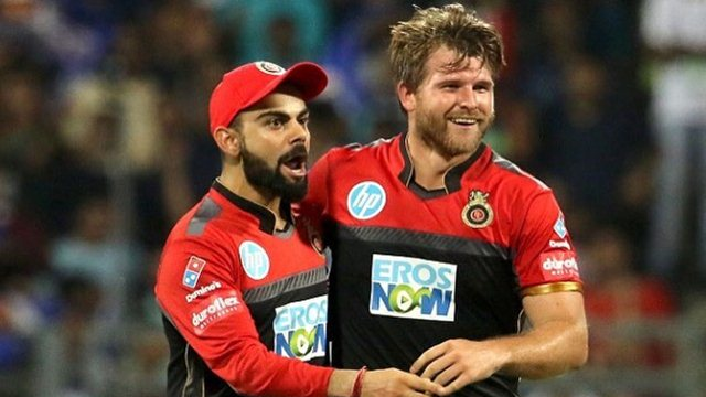 Mike Hesson was right up there as head coach, says Corey Anderson