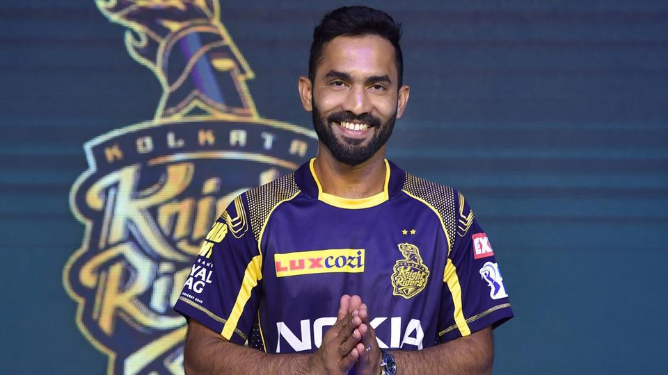 IPL 2018: Dinesh Karthik ready to handle the pressure of leading KKR in the IPL