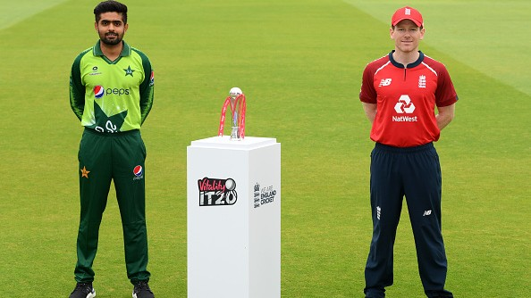 England to tour Pakistan for two T20Is in October 2021