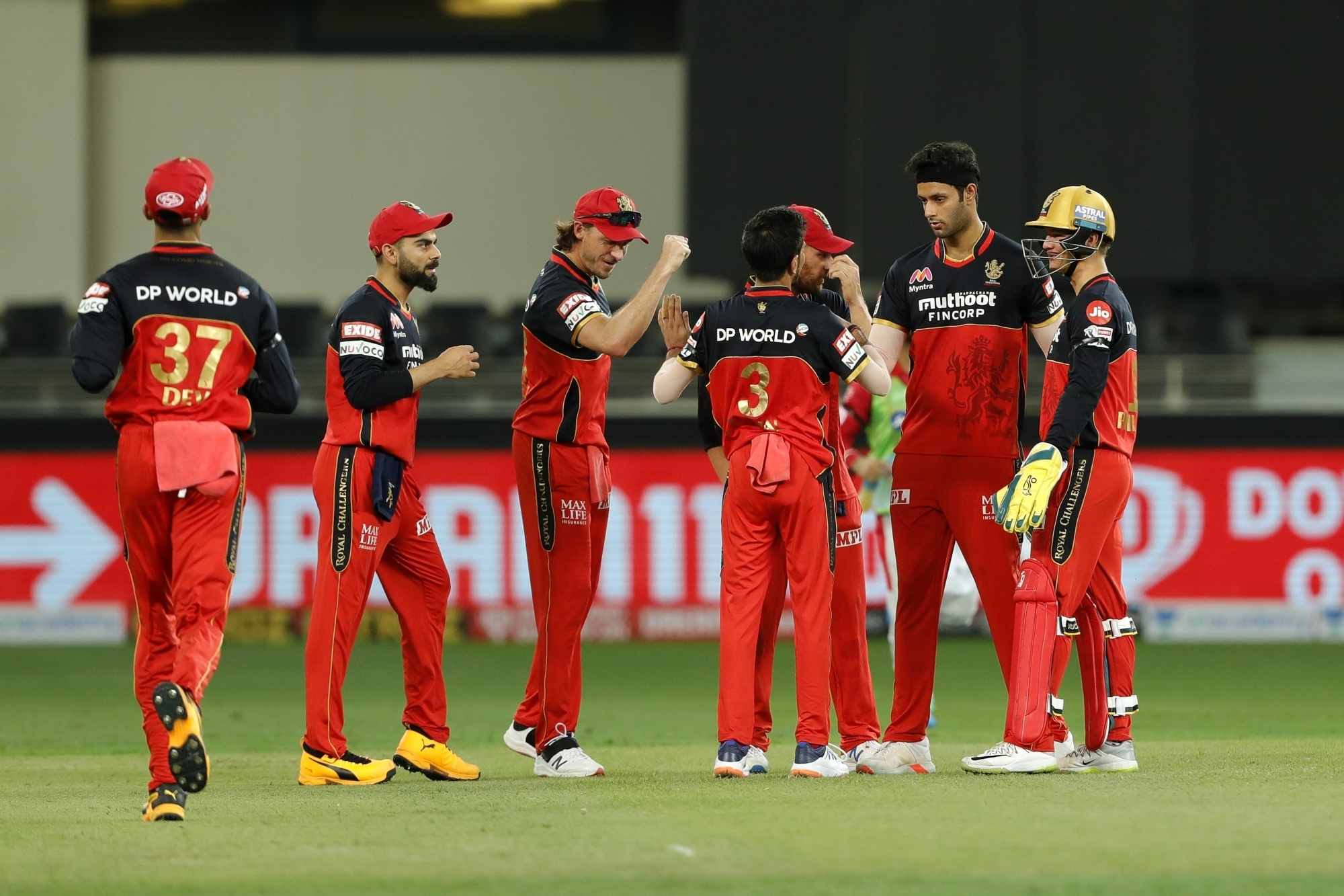 RCB finished fourth on the points table, losing to SRH in the Eliminator | BCCI/IPL