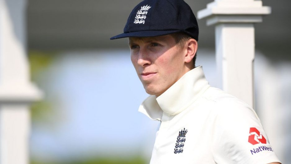 Zak Crawley says the UK government should lift the ban on recreational cricket