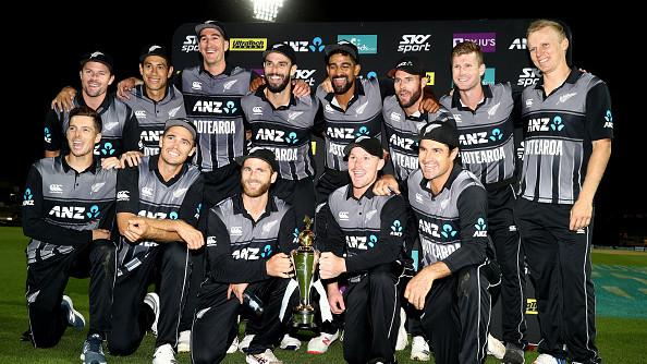 NZ v IND 2019: T20I series win an