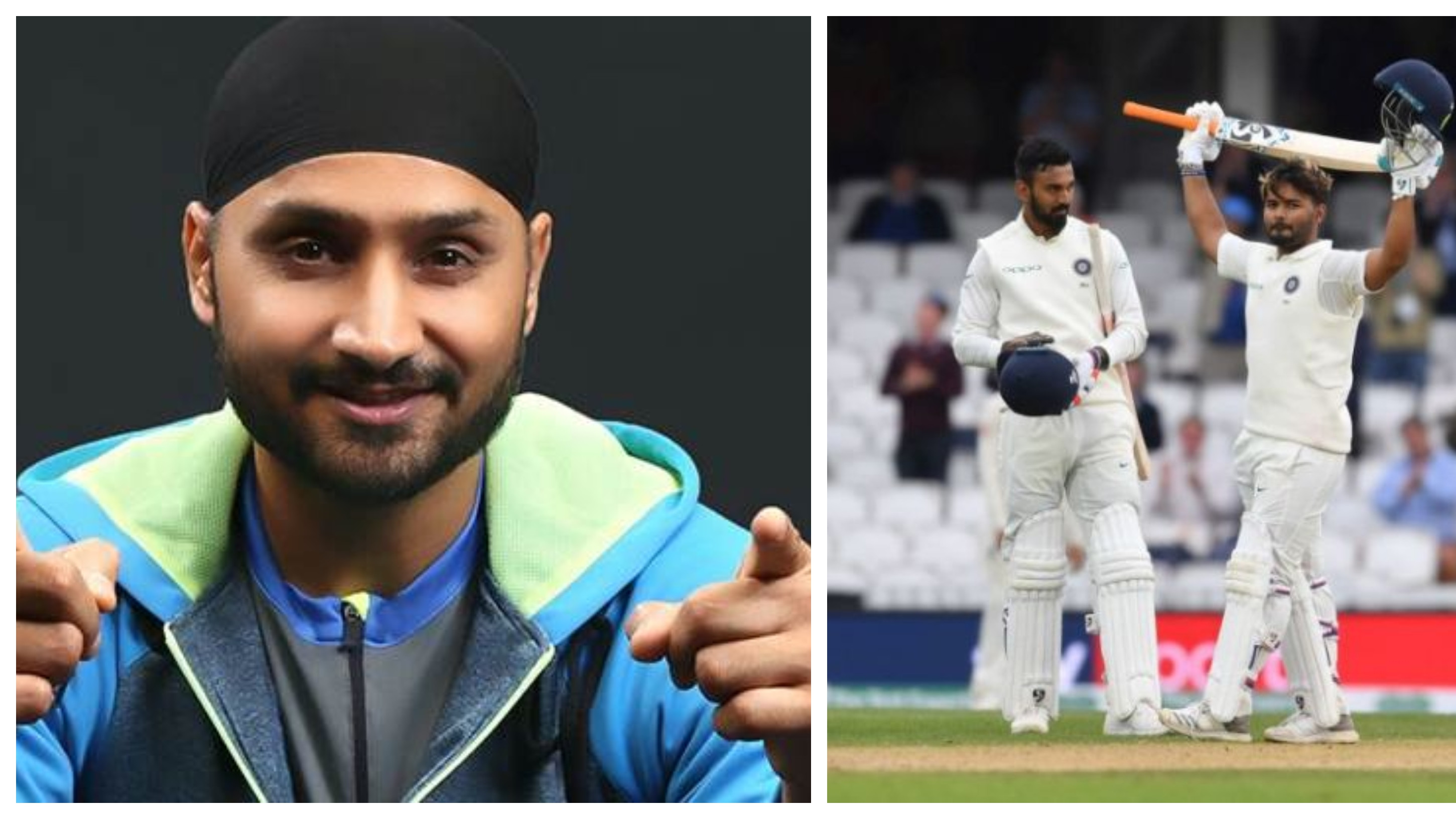 Asia Cup 2018: Harbhajan Singh gutted to see Rishabh Pant not  a part of the Indian squad for the tournament