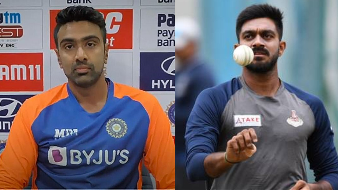 Not easy to manage injuries as you grow old- R Ashwin opens up on Vijay Shankar's struggles