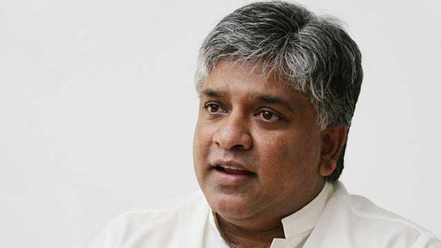 Sri Lanka's 1996 World Cup wining captain Arjuna Ranatunga accused of harassment