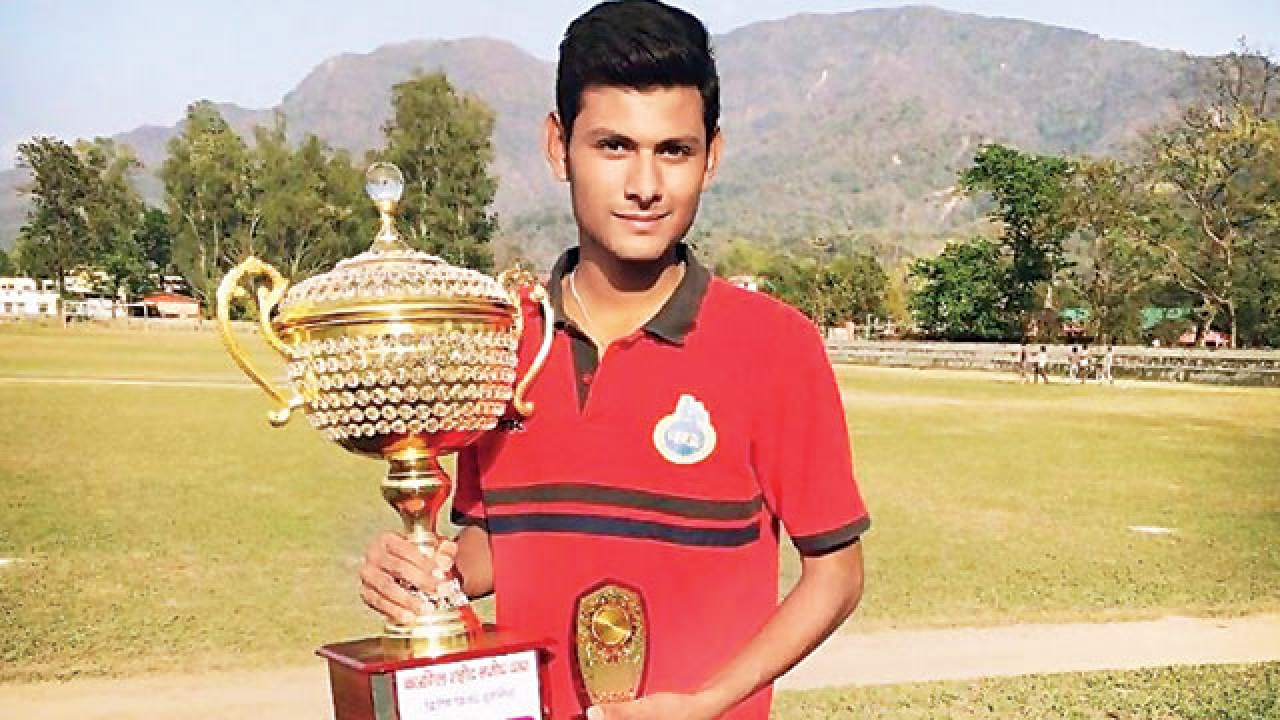 Harsh Tyagi picked up 6 wickets in the final of the U-19 Asia Cup 2018 | Getty