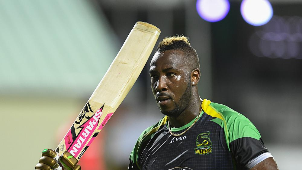 Andre Russell appointed as the skipper of Jamaica Tallawahs for CPL 2018