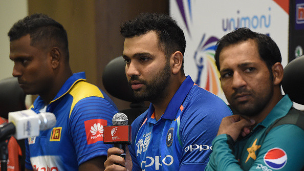 Asia Cup 2018: Looking forward to the India-Pakistan clash, says Rohit Sharma