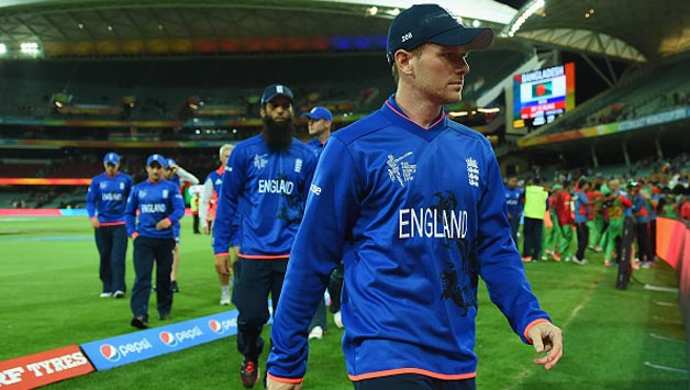 England were terrible in white ball cricket till the 2015 World Cup. (Getty)