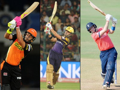 IPL Auction 2018: Yuvraj, Gambhir up for grabs at INR 2 Crore; Root, Du Plessis at 1.5 Crore