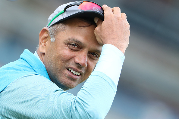 Rahul Dravid |  (Photo by Ashley Allen/Getty Images)