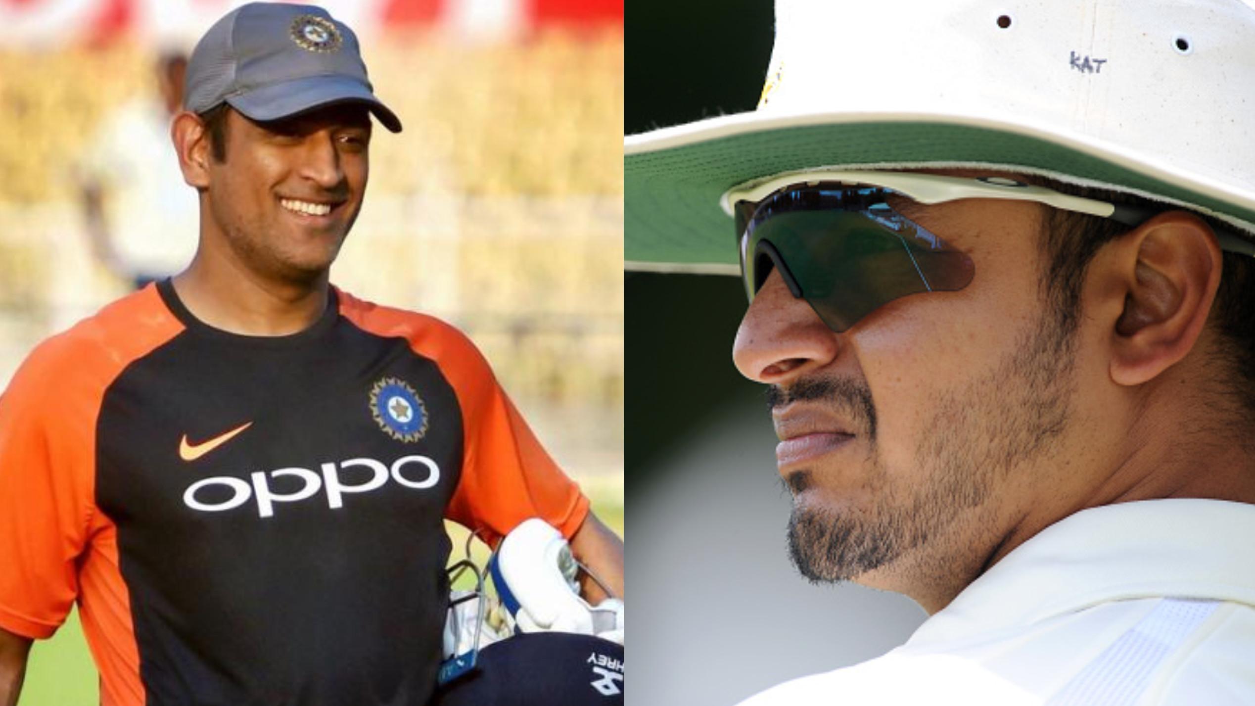 मुरली कार्तिक के अनुसार एमएस धोनी के पास उनकी बल्लेबाजी नंबरों की तुलना में बहुत कुछ है