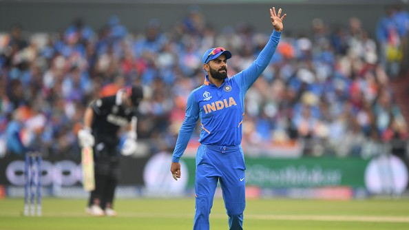 CWC 2019: Virat Kohli thanks fans for their support with emotional post