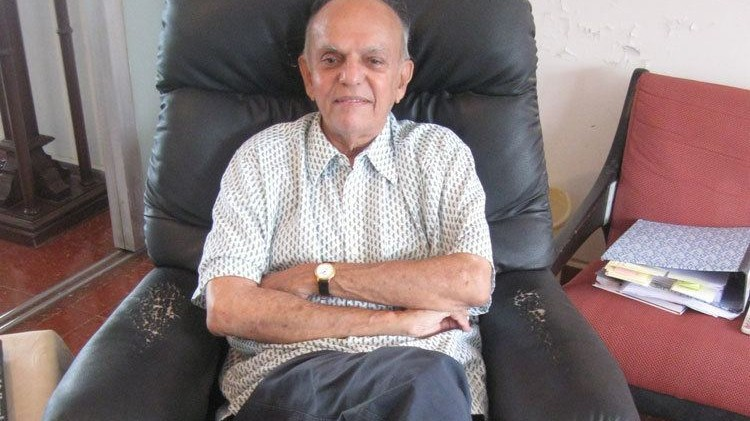 Former Indian Test cricketer Madhav Apte passes away at the age of 86