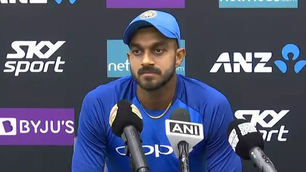 NZ v IND 2019: Promotion to No.3 a major surprise for young Vijay Shankar