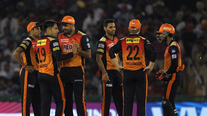 IPL 2018: COC Players Ratings for Sunrisers Hyderabad (SRH) for IPL 11