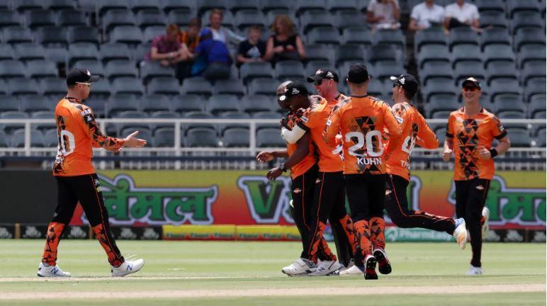 Bay Giants won by six wickets | Twitter