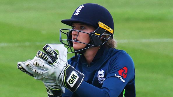 Sarah Taylor to miss the Women's WT20 due to anxiety relapse
