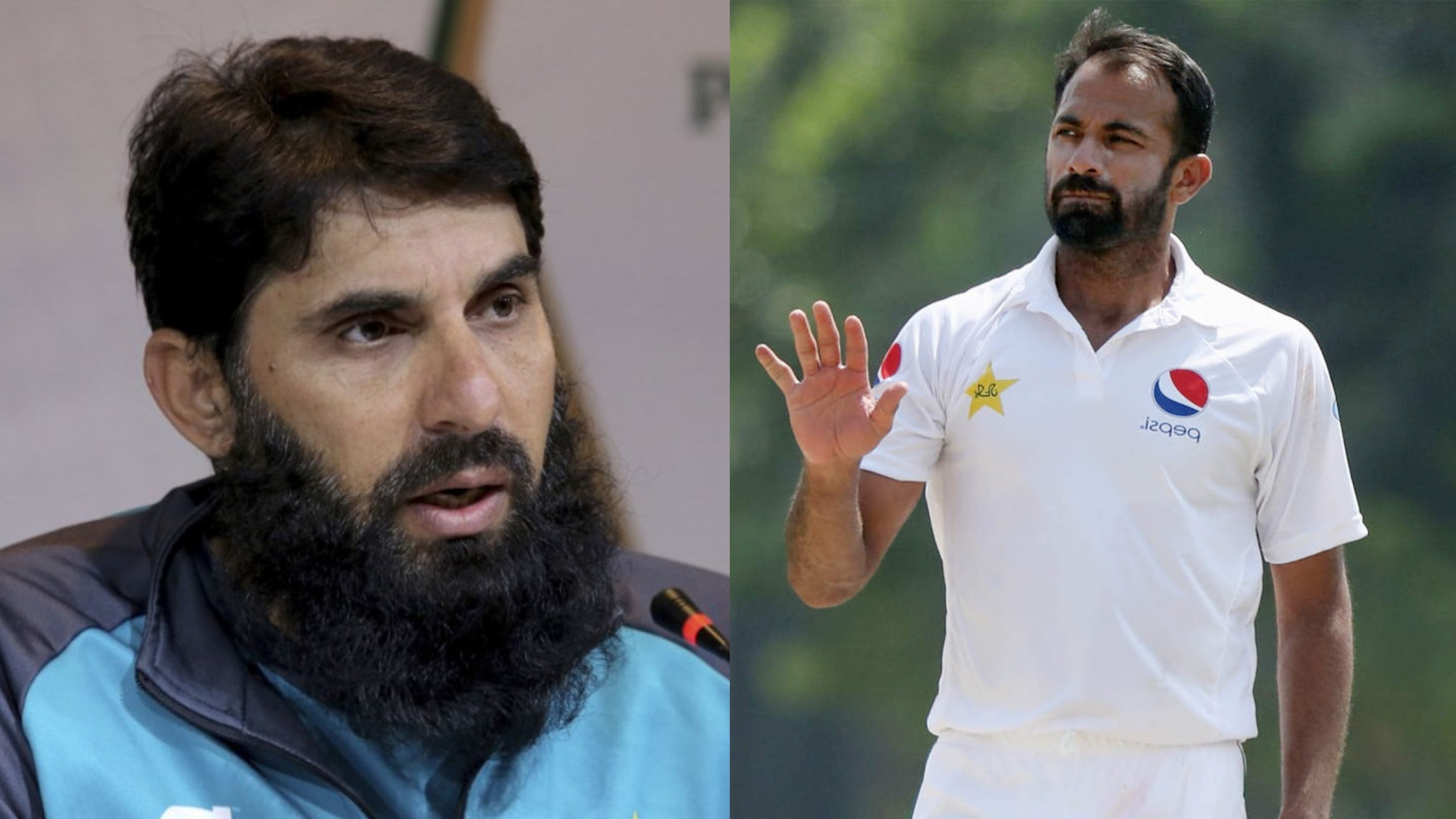 ENG v PAK 2020: Misbah-ul-Haq confirms Wahab Riaz's availability for England Tests