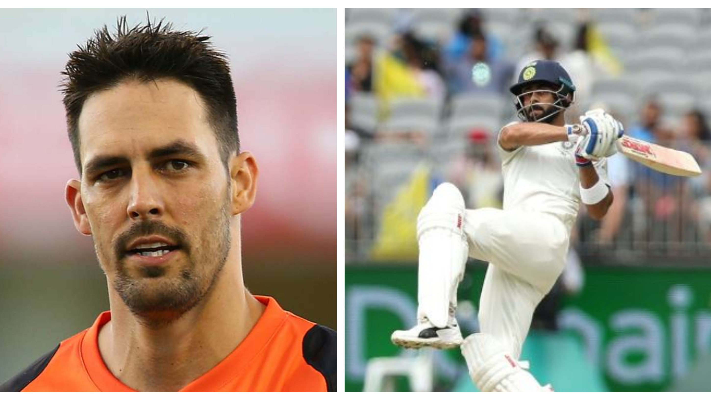 AUS v IND 2018-19: Johnson takes dig at Kohli for not accepting the word of Handscomb