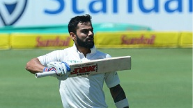 Virat Kohli's decision to play county cricket leaves VVS Laxman and Harsha Bhogle impressed