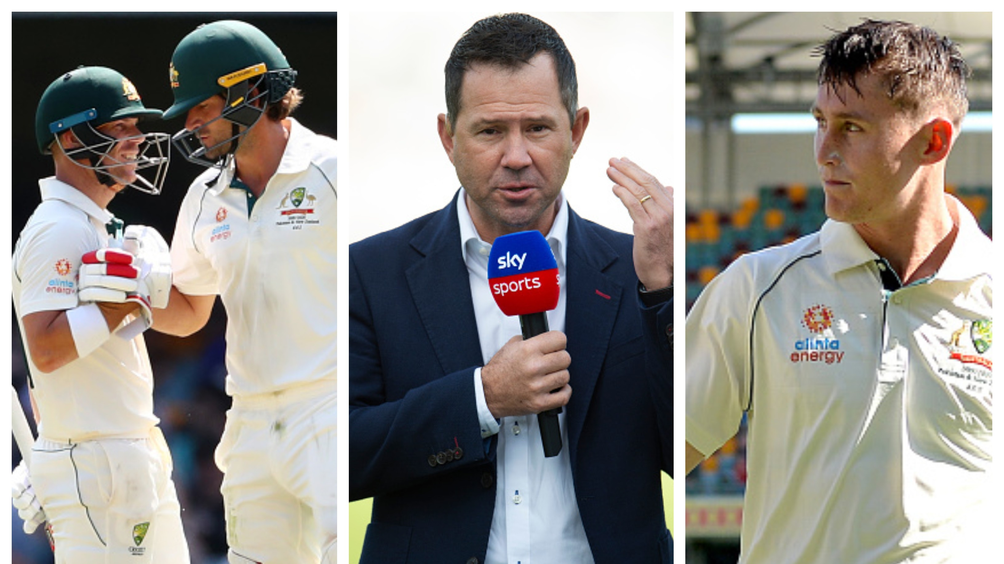AUS v PAK 2019: Ponting happy to see top-order stability with Australia