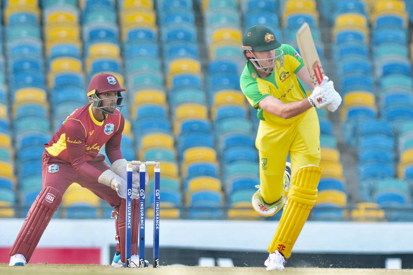 Ashton Turner scored 49 runs | Getty