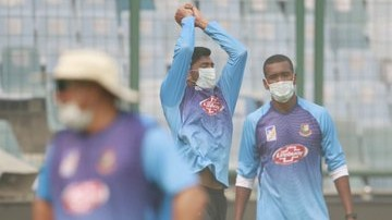 IND v BAN 2019: Bangladesh team camp asks for more masks to counter Delhi air pollution