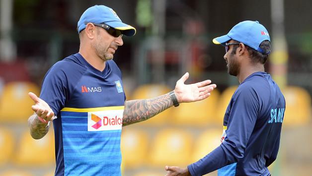 श्रीलंका टीम फील्डिंग कोच निक पोथास के बिना ही बांग्लादेश के लिए हुई रवाना