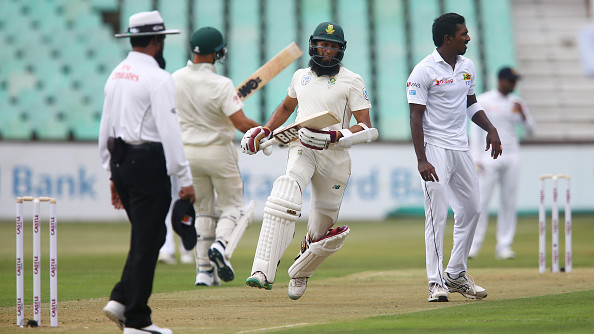 SA v SL 2019: Timing error puts spotlight back on DRS