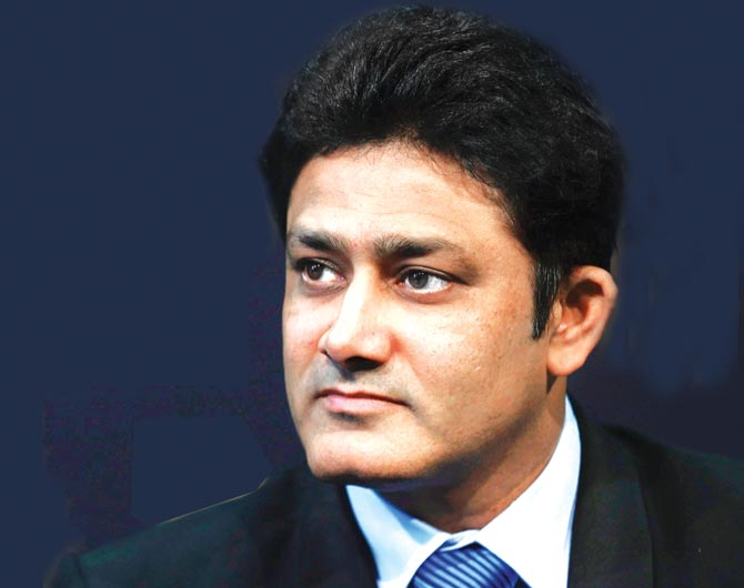 IPL 2018: Anil Kumble gives 6 out of 10 marks to CSK for IPL auction performance