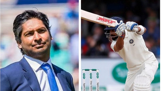 ENG v IND 2018: Kumar Sangakkara feels it's unfair to say that Team India is dependent only on Virat Kohli