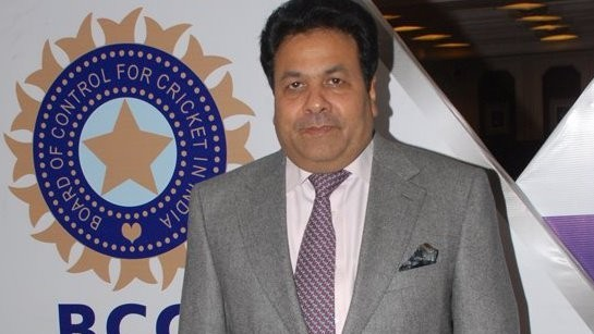 Rajeev Shukla elected as BCCI Vice-President ahead of the board's AGM on December 24