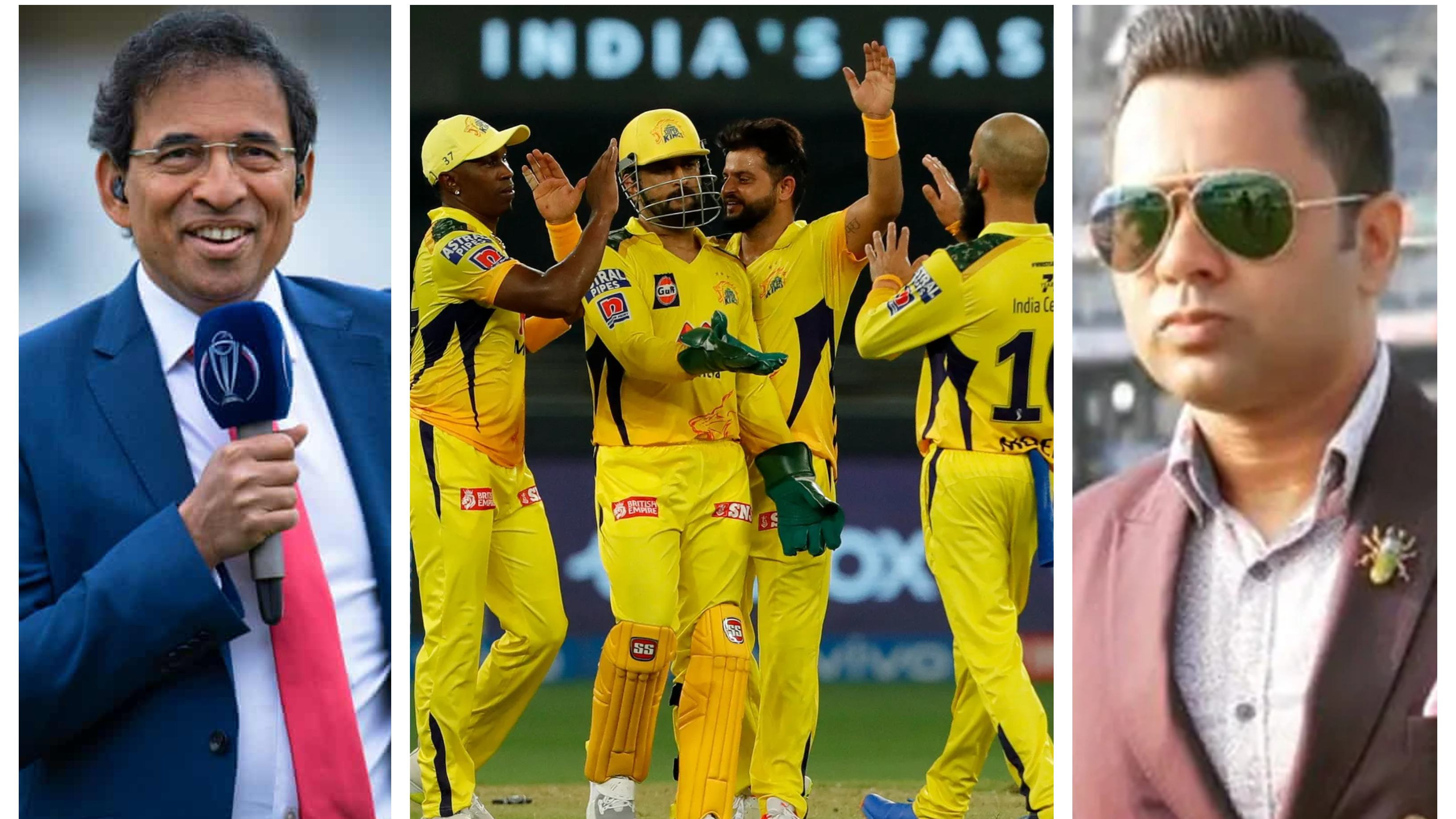 IPL 2021: Cricket fraternity reacts to CSK's comprehensive victory over MI in the first game of UAE-leg