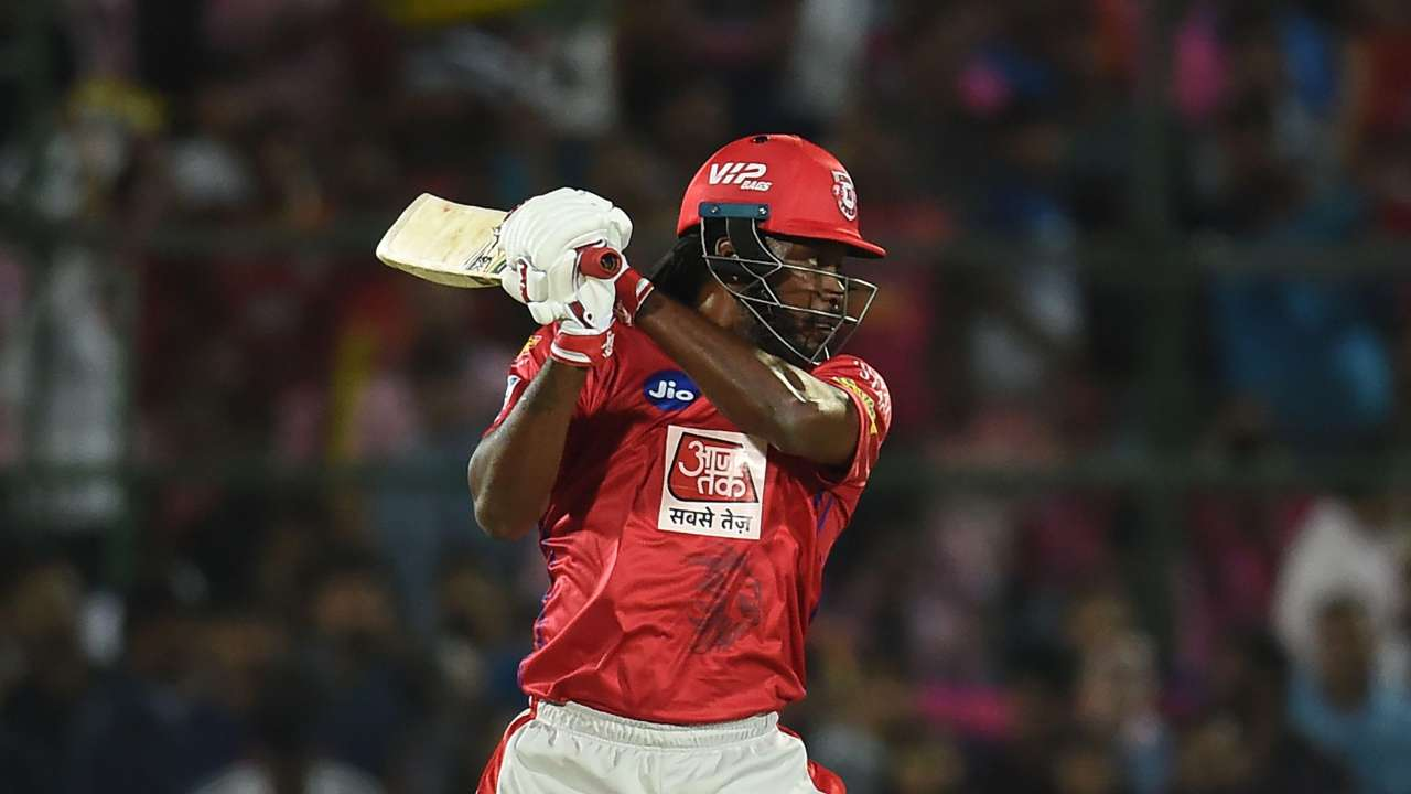 Chris Gayle became the first man to hit 300 sixes in IPL history | IANS
