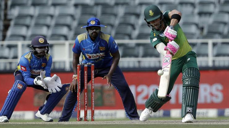 SA vs SL 2019 : First ODI - Statistical Highlights