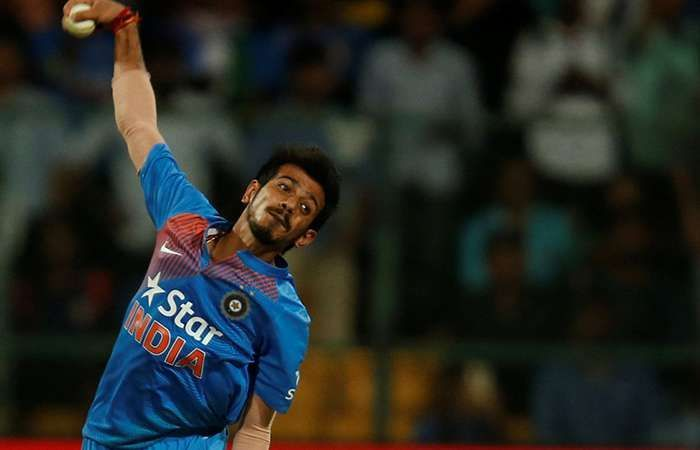 Chahal has picked up 16 wickets during the ODI series against South Africa | AFP