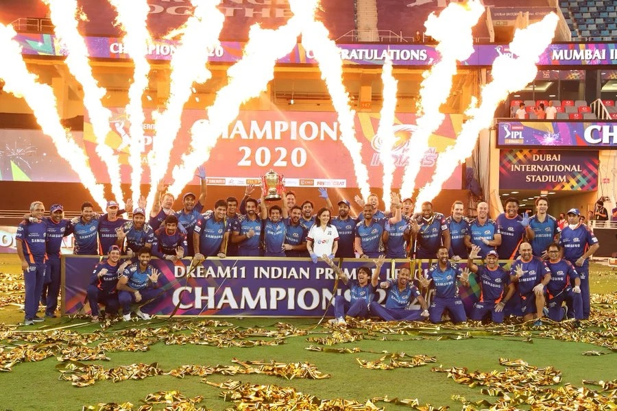 MI has been dominating the IPL scene since last two years | BCCI/IPL