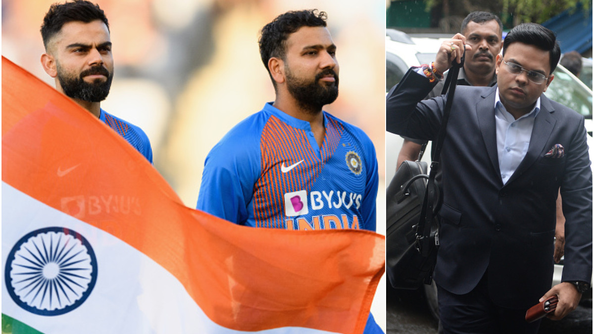 Team is led by Virat Kohli and we are backing him- Jay Shah rejects split captaincy rumors