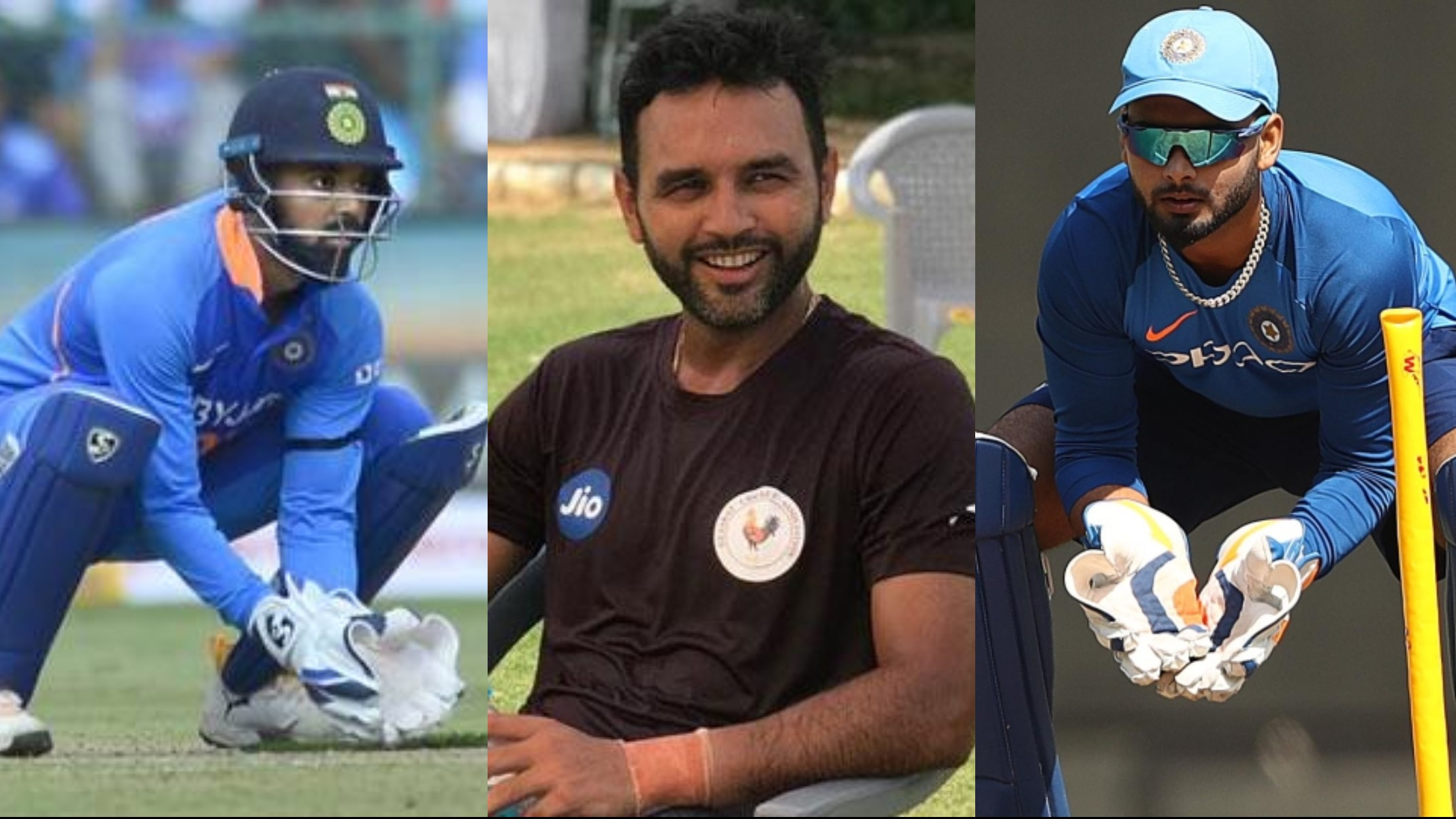 Parthiv Patel calls KL Rahul his first choice white-ball keeper; gives advice to Rishabh Pant