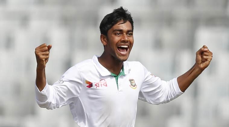 मेहदी हसन को उम्मीद हैं कि दूसरे टेस्ट मैच के तीसरे दिन सीनियर खिलाडी अपनी जिम्मेदारी लेंगे